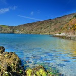 Lough Hyne_turquoise water